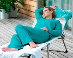 Продолжительность симптомов менопаузы, Симдона,