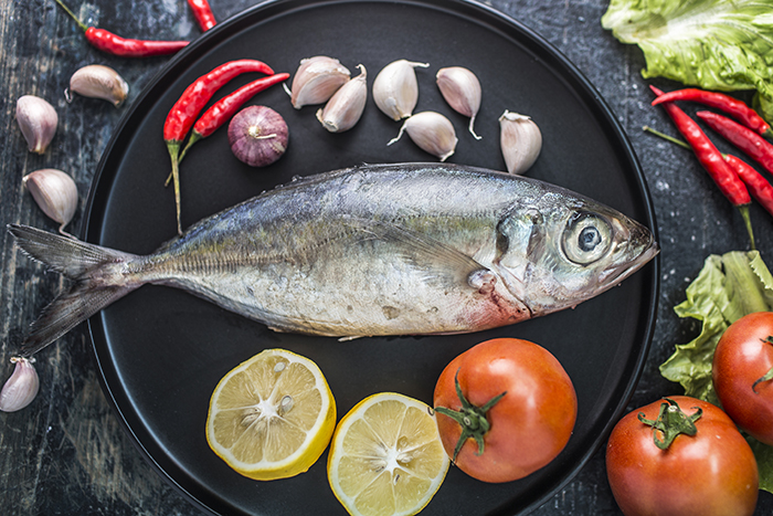cimidona healthy food fish